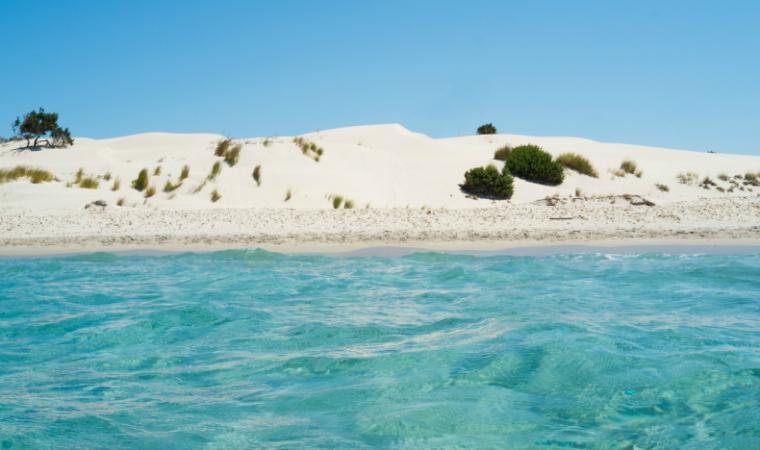 Spiaggia delle dune - Porto Pino