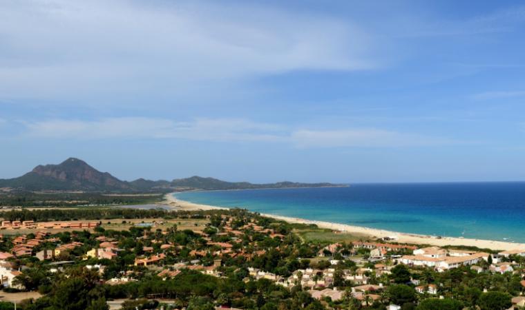 Spiaggia di Costa Rey - Muravera