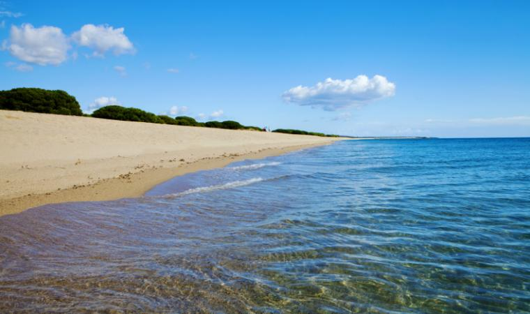 Spiaggia Marina di Orosei