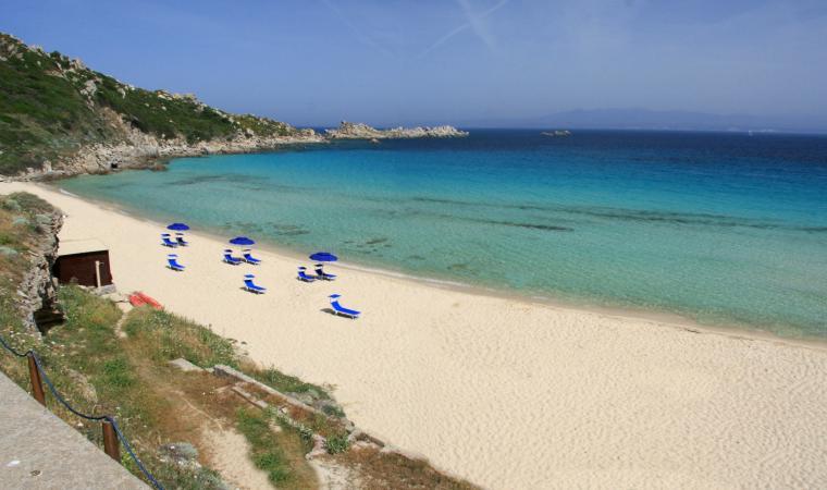Spiaggia Rena Bianca - Santa Teresa Gallura