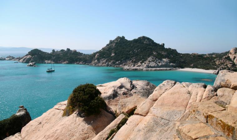 Isola di Spargi - La Maddalena