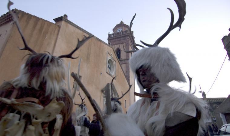 Maschera sos Corriolos - Neoneli