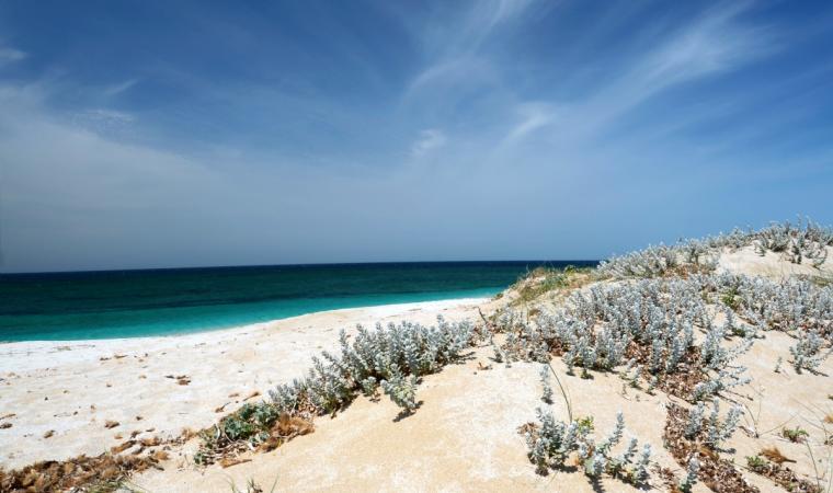 Spiaggia Maimoni - Sinis