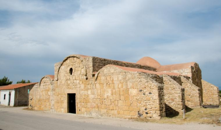 Chiesa San Giovanni, Sinis - Cabras