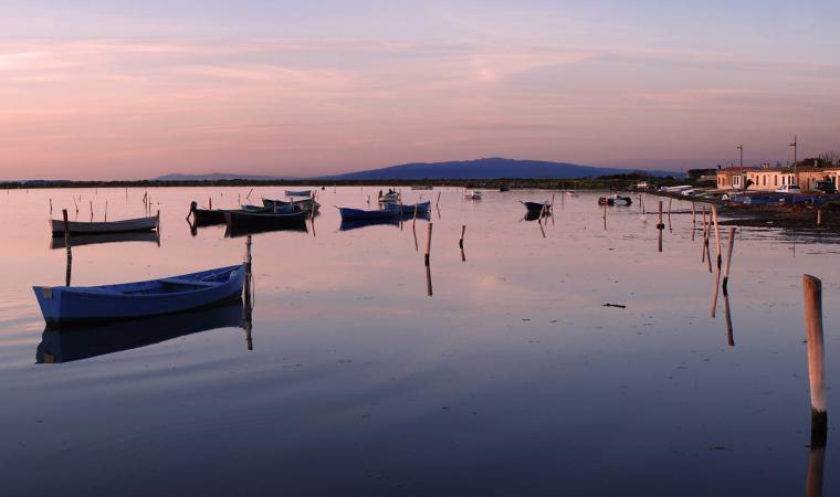 Laguna di Marceddì - Sinis