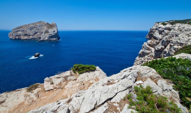 Capo Caccia. Isola Piana - Alghero
