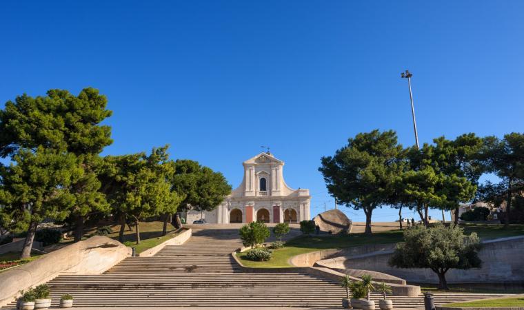 Basilica di Nostra Signora di Bonaria - Cagliari