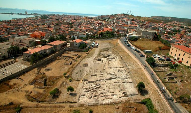 Area fenicio punica di Sulki - Sant'Antioco