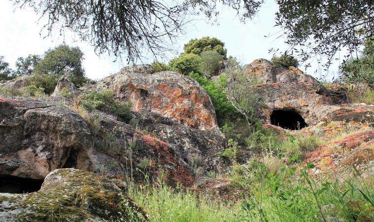 Necropoli di Mandra Antine - Thiesi