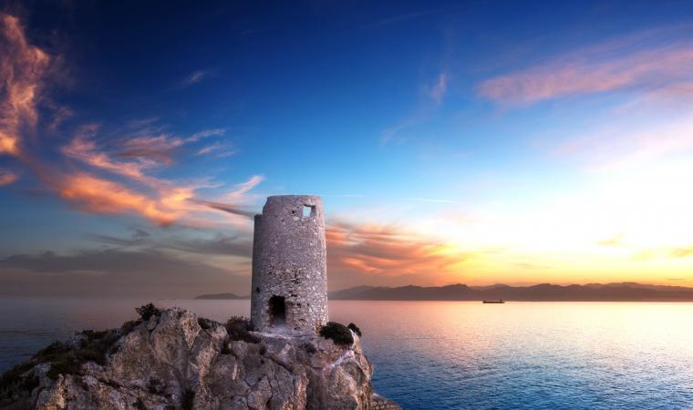 Torre del Prezzemolo - Capo sant'Elia - Cagliari