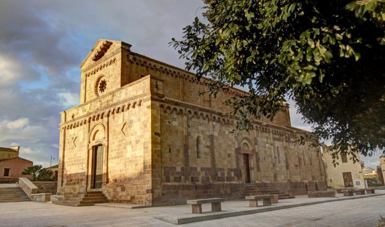 Chiesa di santa Maria - Tratalias