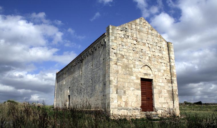 Chiesa di san Giorgio di Oleastreto - Usini