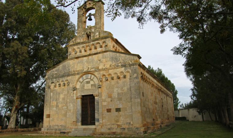 Chiesa di santa Maria - Uta