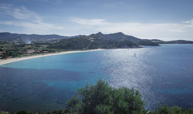 Spiaggia di Campulongu - Villasimius
