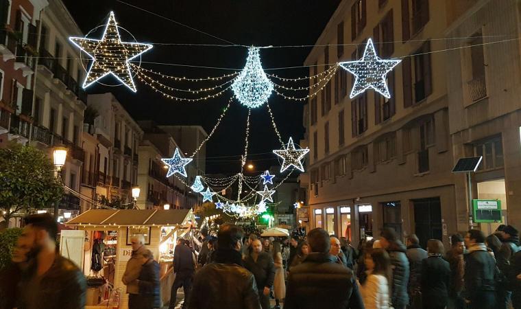 Mercatino di Natale a Cagliari