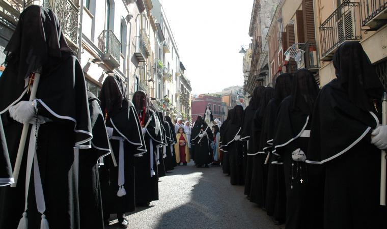 Riti della settimana santa - Cagliari