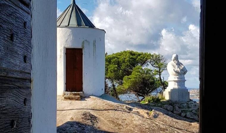 Casa Bianca di Garibaldi - Caprera - Arcipelago della Maddalena