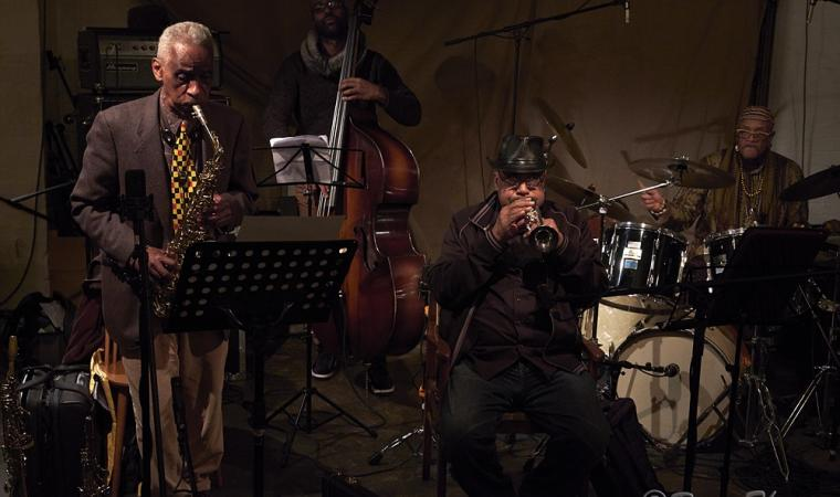 Time in Jazz (Art Ensemble of Chicago)