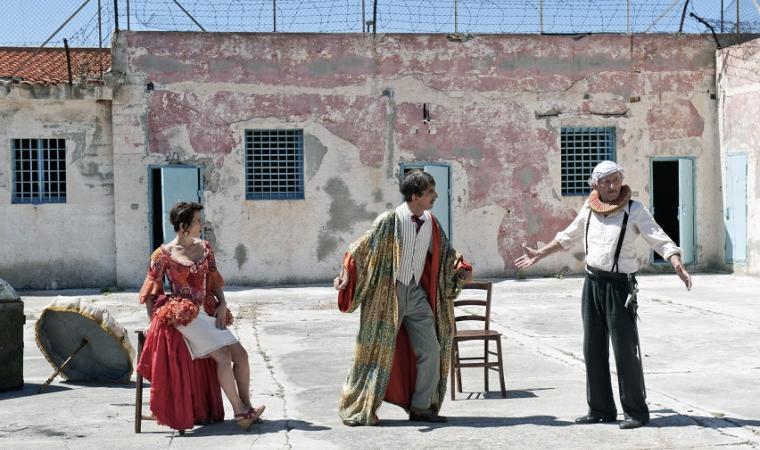Premio Letterario Giuseppe Dessì (scena da La Stoffa dei Sogni)