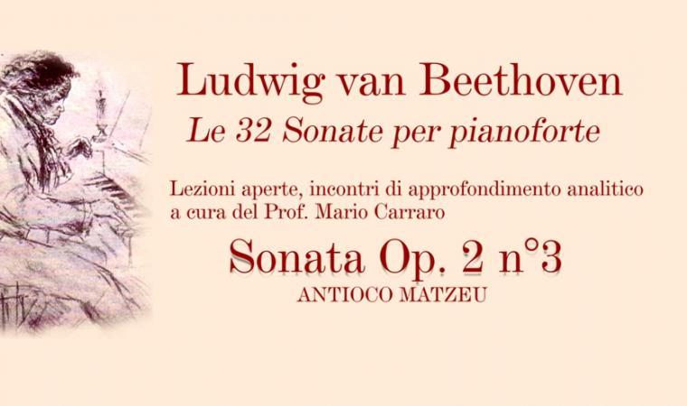 Le 32 Sonate per Pianoforte (Ludwig Van Beethoven)