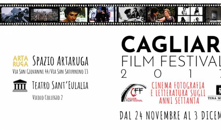 Cagliari Film Festival 2017 (locandina)