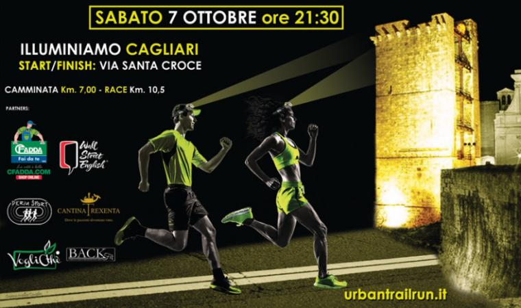 Cagliari Urban Trail (locandina_2017)