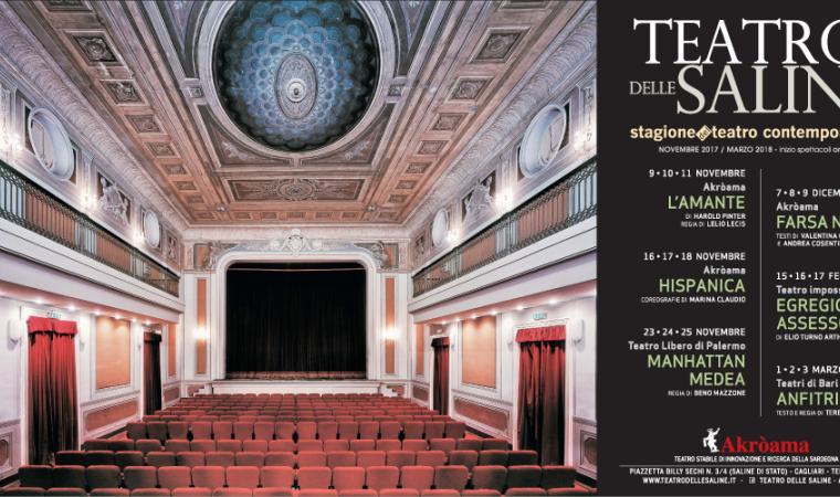 Stagione Teatro Contemporaneo (locand