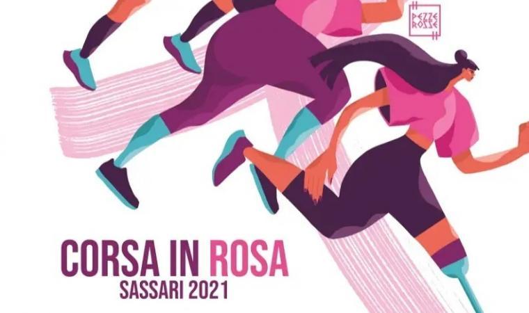 corsa in rosa