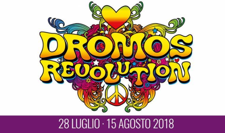 Dromos Festival 2018 (locandina)