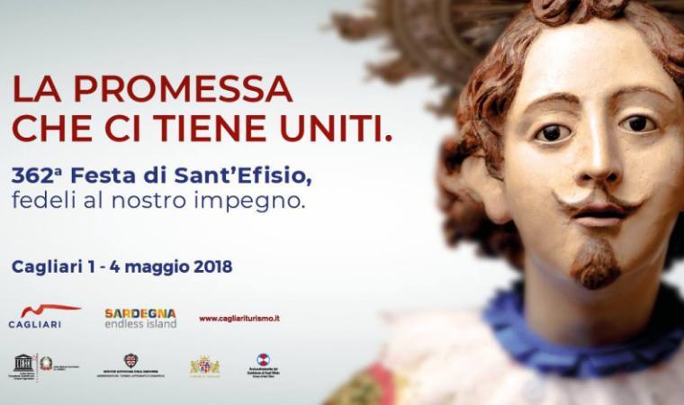 362esima Festa di Sant'Efisio (locandina)