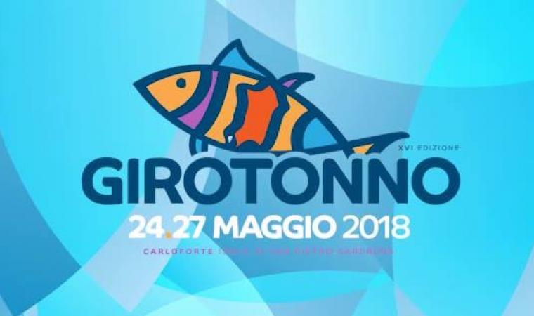 Girotonno 2018 (locandina)
