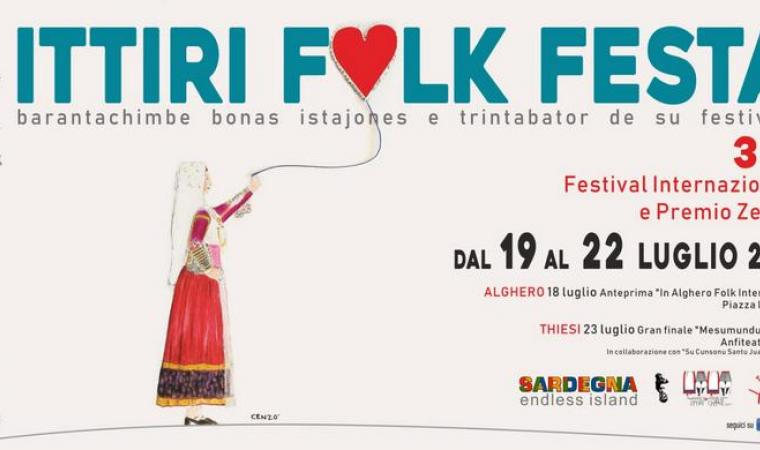ittiri folk festa