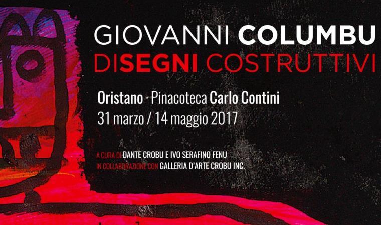 Giovanni Columbu. Disegni Costruttivi