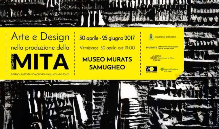 Arte e Design nella Produzione della MITA.1926-1976