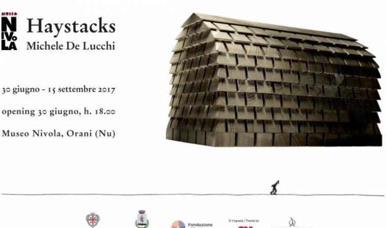 Michele De Lucchi. Haystacks / Pagl