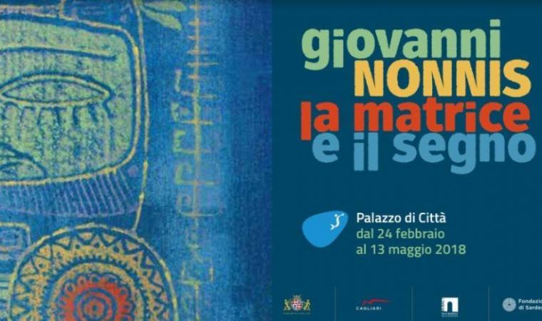 Giovanni Nonnis,  la matrice e il segno (locandina)
