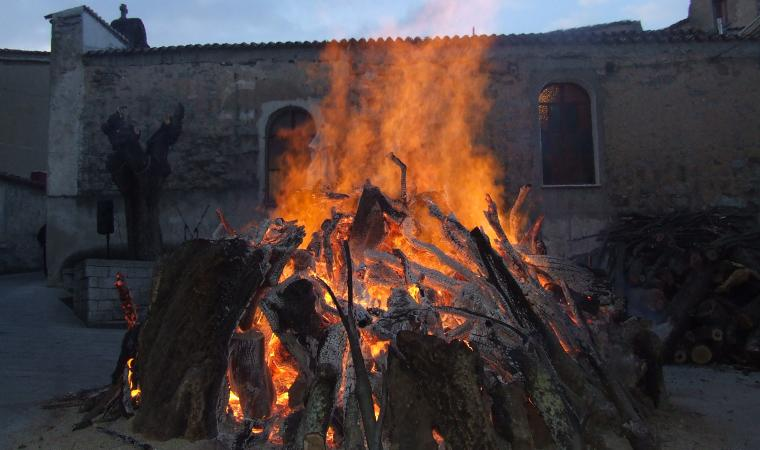 Fuochi di sant'Antonio - Orotelli