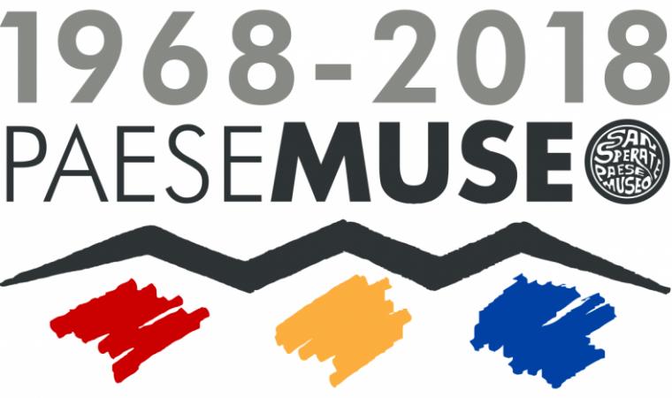 1968-2018: cinquantennale del Paese Museo (locandina)
