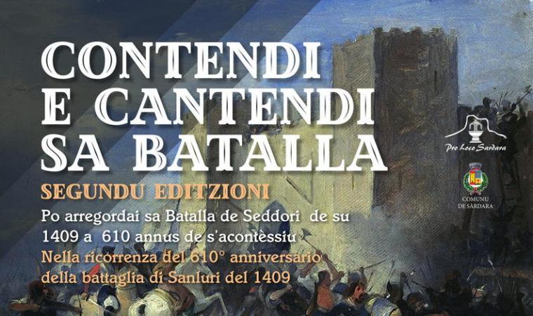 Contendi e cantendi sa batalla 2019 - Sardara