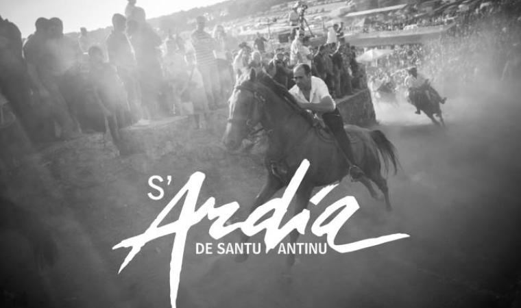 S'Ardia de Santu Antinu 2018 (locandina)
