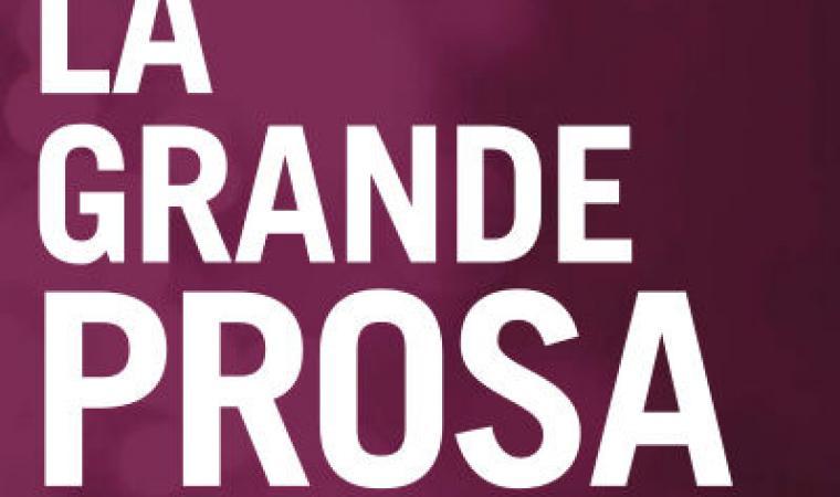 La Grande Prosa al Teatro Massimo 2017/2018 (locandina)