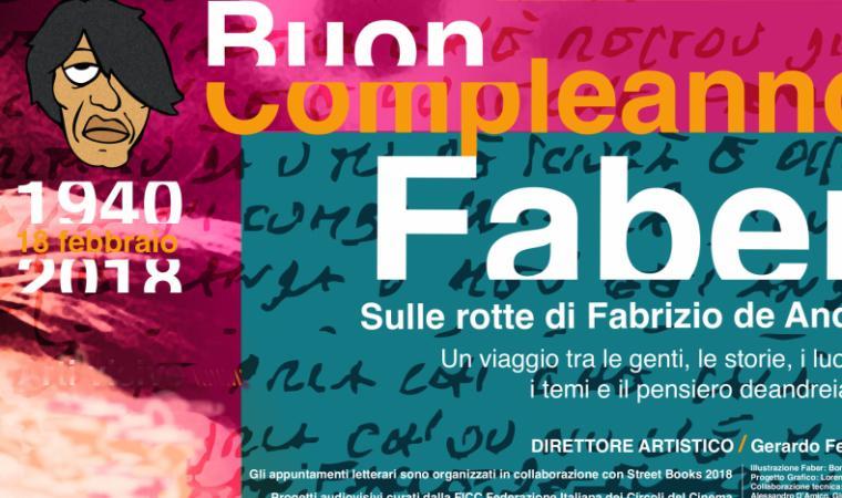 Buon Compleanno Faber (locandina)