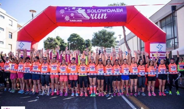 Solo Women Run 2018 (locand