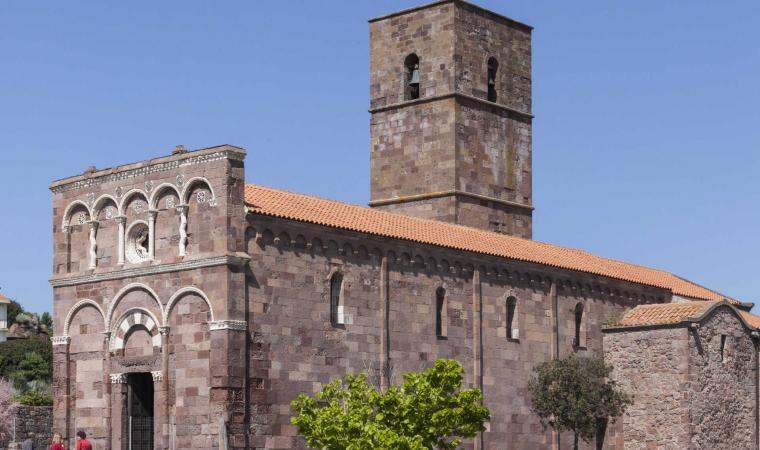 Nostra Signora di Tergu, basilica