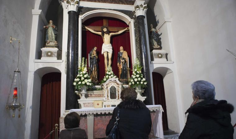 Santissimo Crocifisso - Galtellì