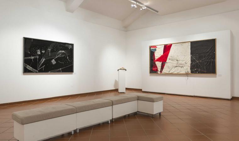 Museo stazione dell'arte, sala interna