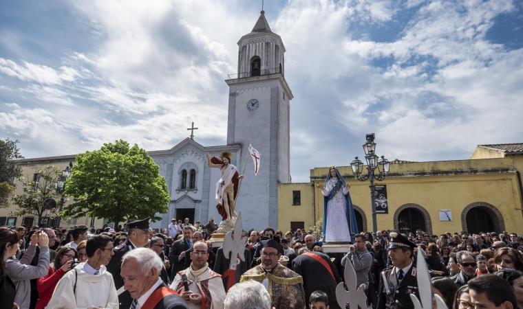Settimana Santa - Domusnovas
