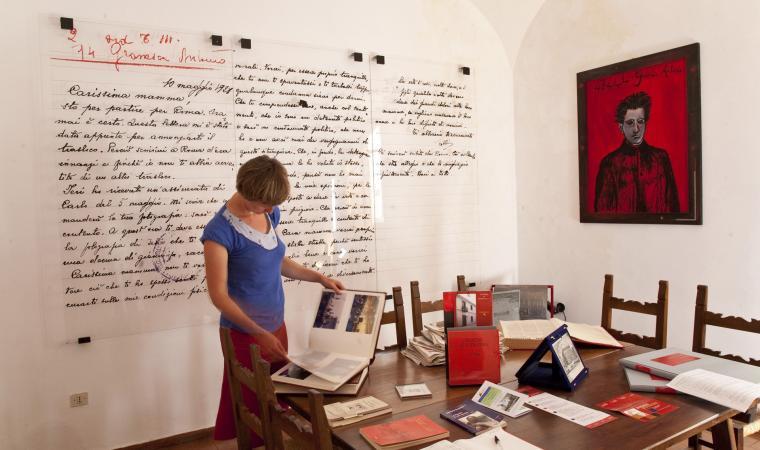 Casa Gramsci - Ghilarza