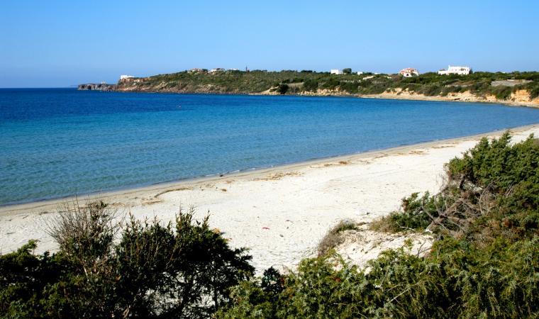 Spiaggia  Le Saline - Calasetta