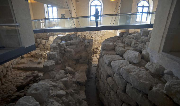 Museo Casa Zapata, interno - Barumini